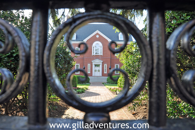 Historical walking tour of Annapolis, Maryland