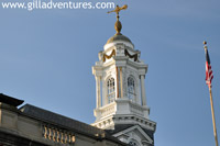 historical buildings in annapolis, Maryland