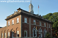 annapolis, maryland, historical building