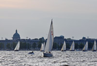 annapolis, Maryland sailboat races