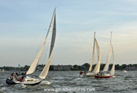sailboat races in Annapolis