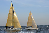 Annapolis Wednesday night sailboat races