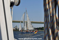 chesapeake bay schooner