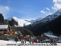 Photographs of Family Adventure Travel: Three Valleys, France Image Gallery