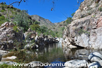 Hutch's Pool, Sabino Basin