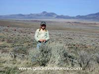 Family travel adventures take us to the Alvord desert region of Oregon